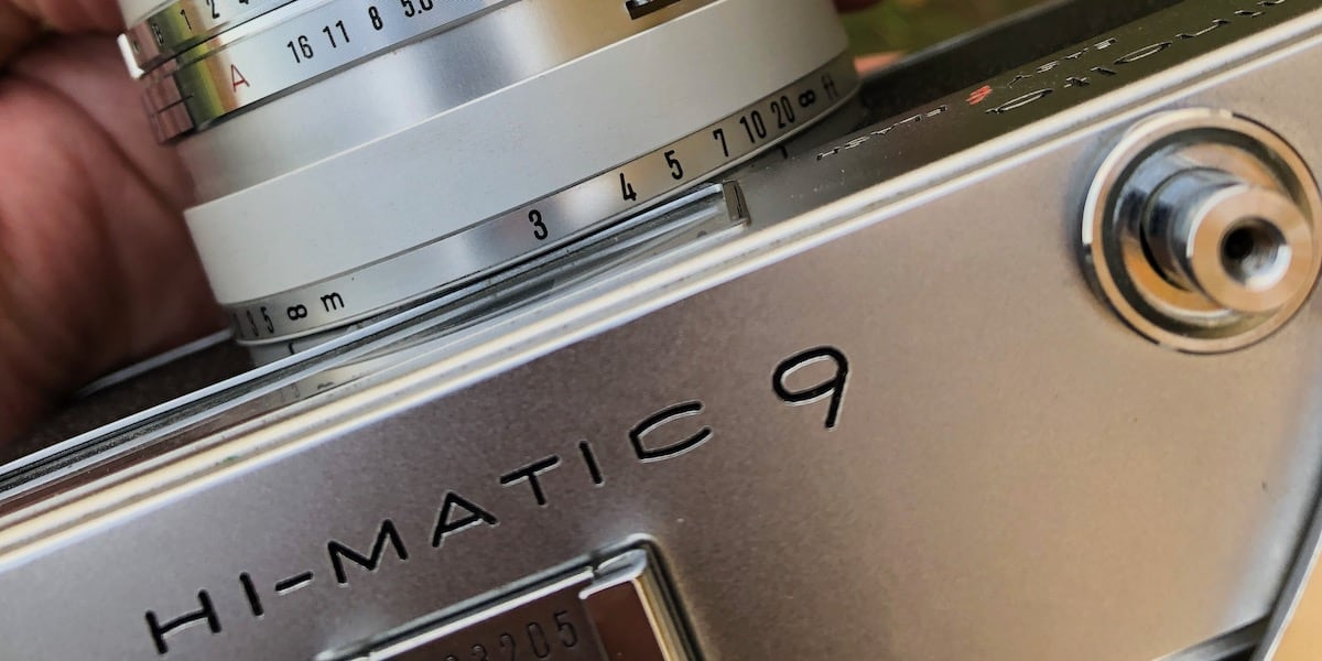 Hi-Matic 9 top plate